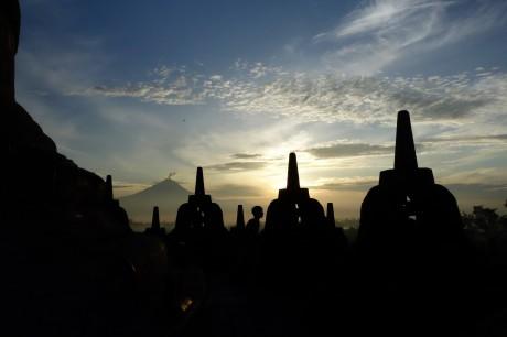 印尼婆羅浮屠|世界文化遺產